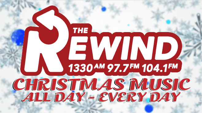 Christmas Music Station.The Rewind Is Your Christmas Music Station Listen Now